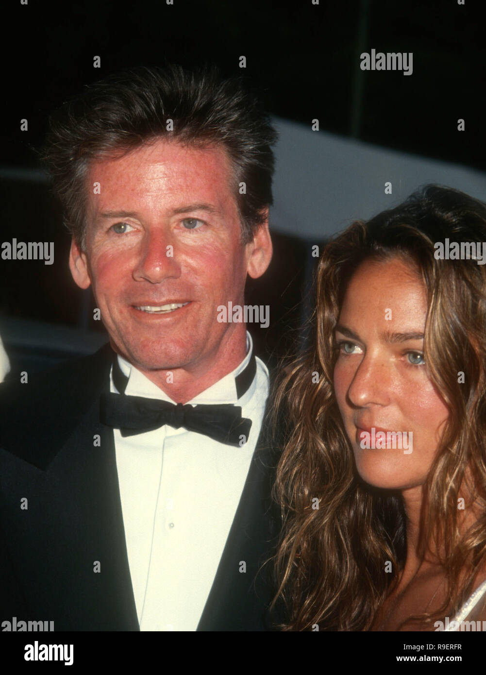 Hollywood Ca June 3 Designer Honoree Calvin Klein And Wife Kelly Rector Attend The Seventh Annual