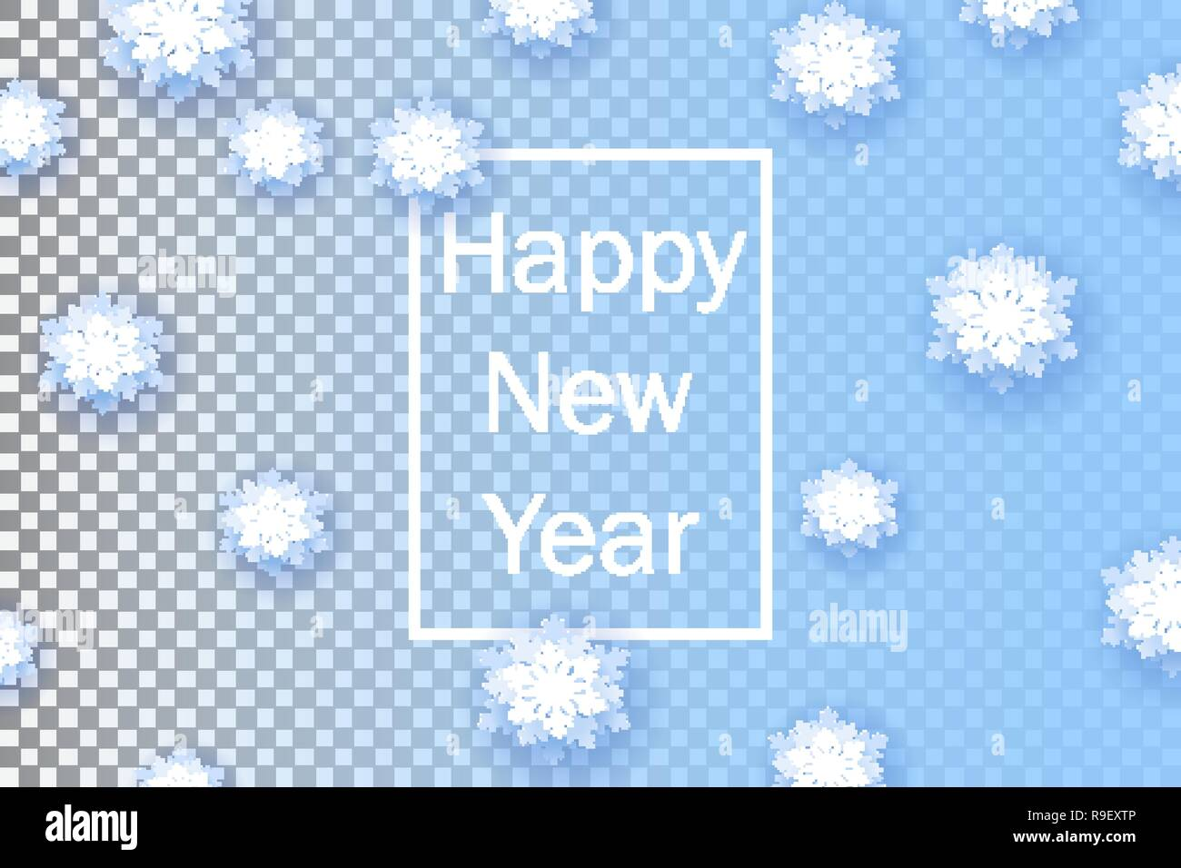 Happy New Year Transparent Background 93