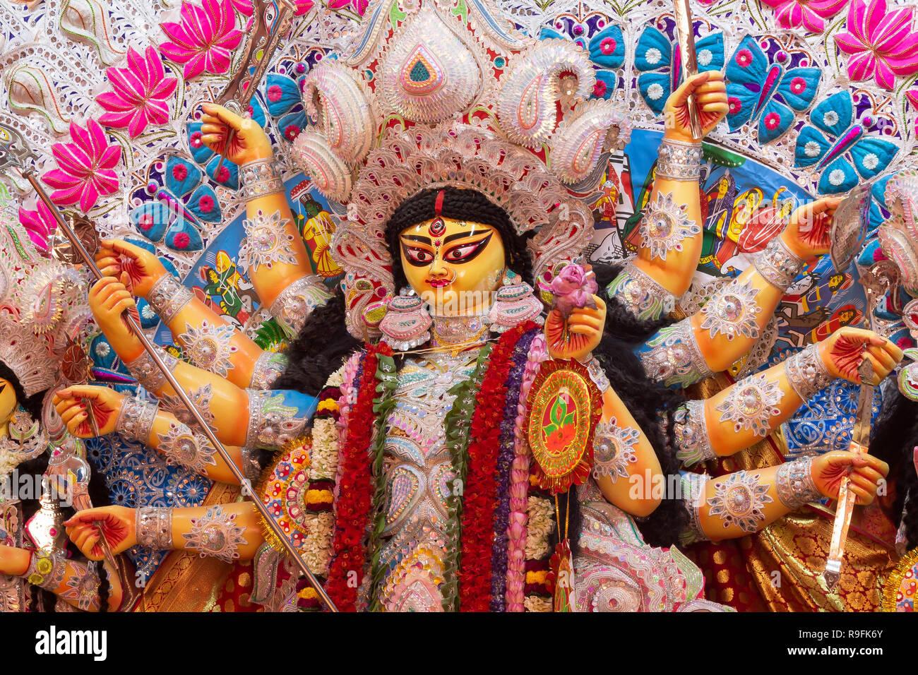 Kali Puja Stock Photos & Kali Puja Stock Images - Alamy