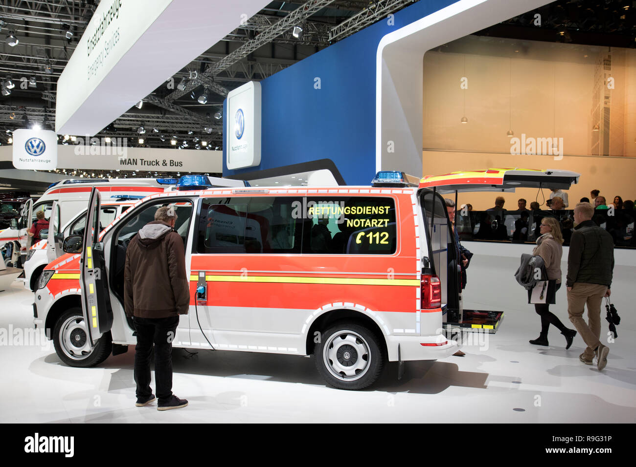 5ec1c32524 impressions of the IAA commercial vehicles fair 2018 at the different  stands and halls on the