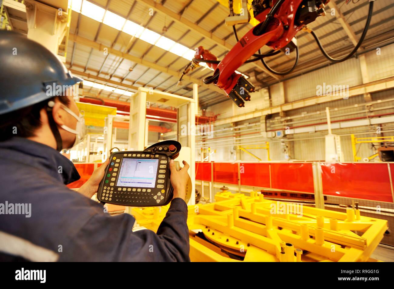 China Manufacturing Technology Stock Photos & China