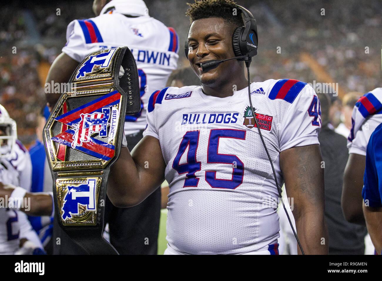 reputable site 35342 cd30a December 22, 2018 - Louisiana Tech Bulldogs defensive end ...