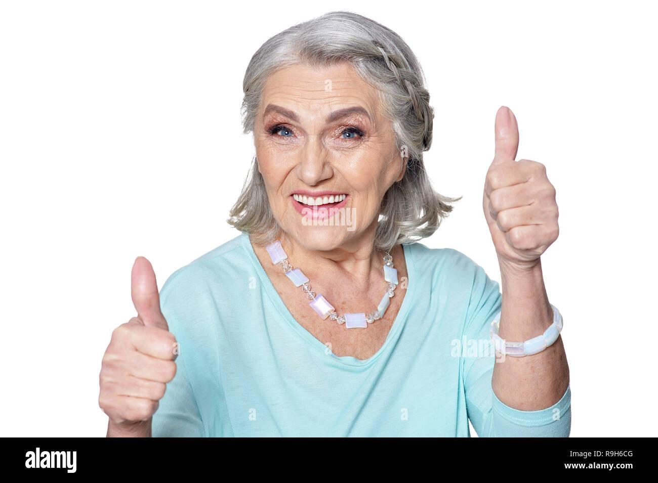 women thumbs mature grannies