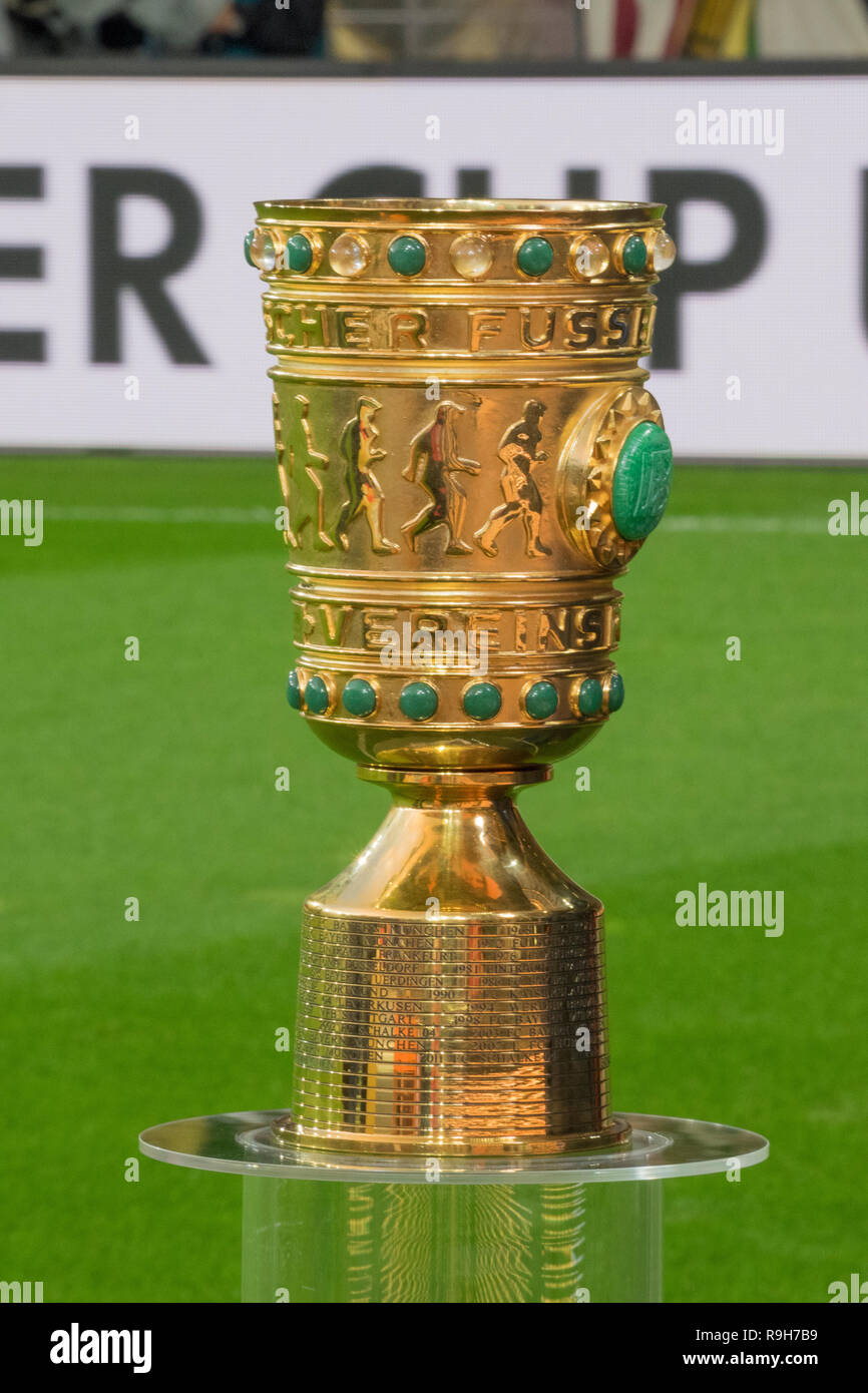 Germany - DFB Pokal Stock Photo