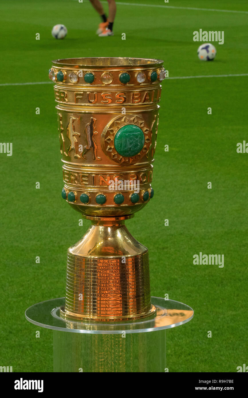 Germany - DFB Pokal Stock Photo