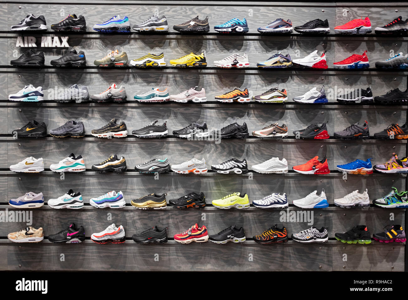 new specials official supplier crazy price Nike Air Max Stock Photos & Nike Air Max Stock Images - Alamy