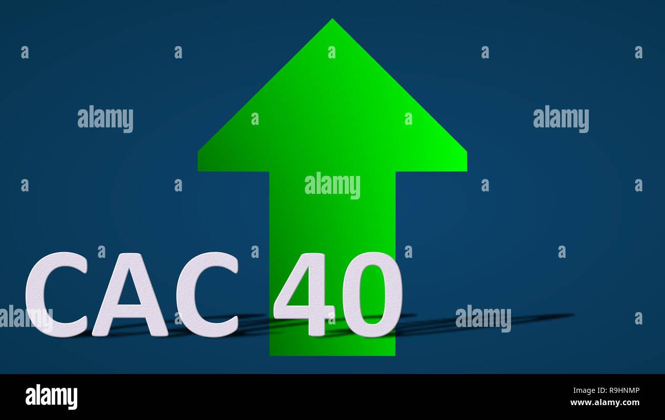 cac 40 stock