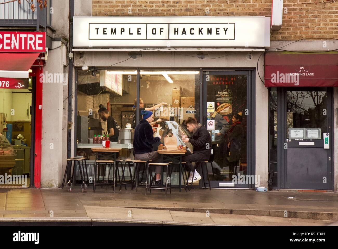 Temple Of Hackney Previously Called Temple Of Seitan Is A