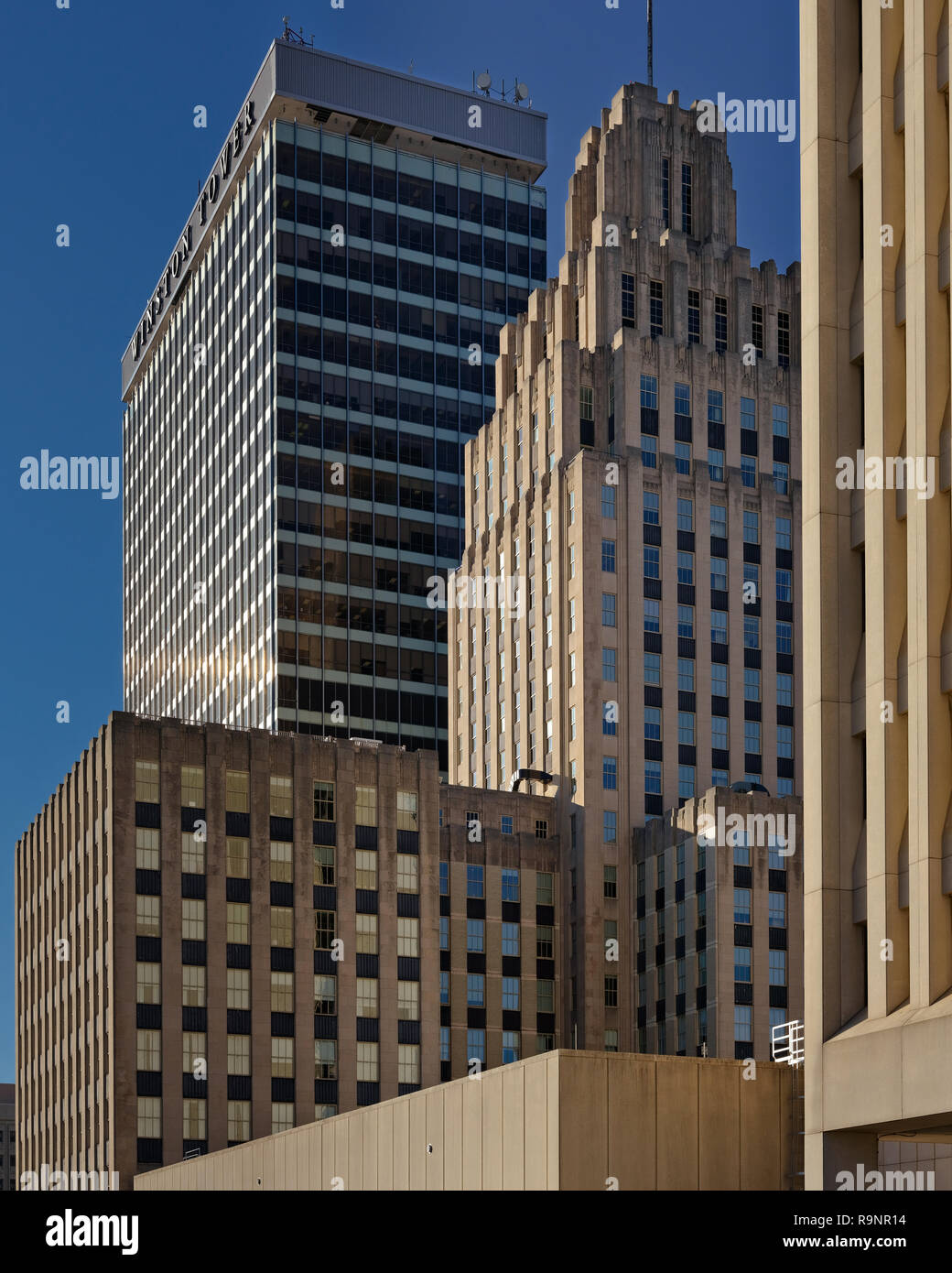 City Of Winston Salem >> City Of Winston Salem Architecture Reynolds Building Center
