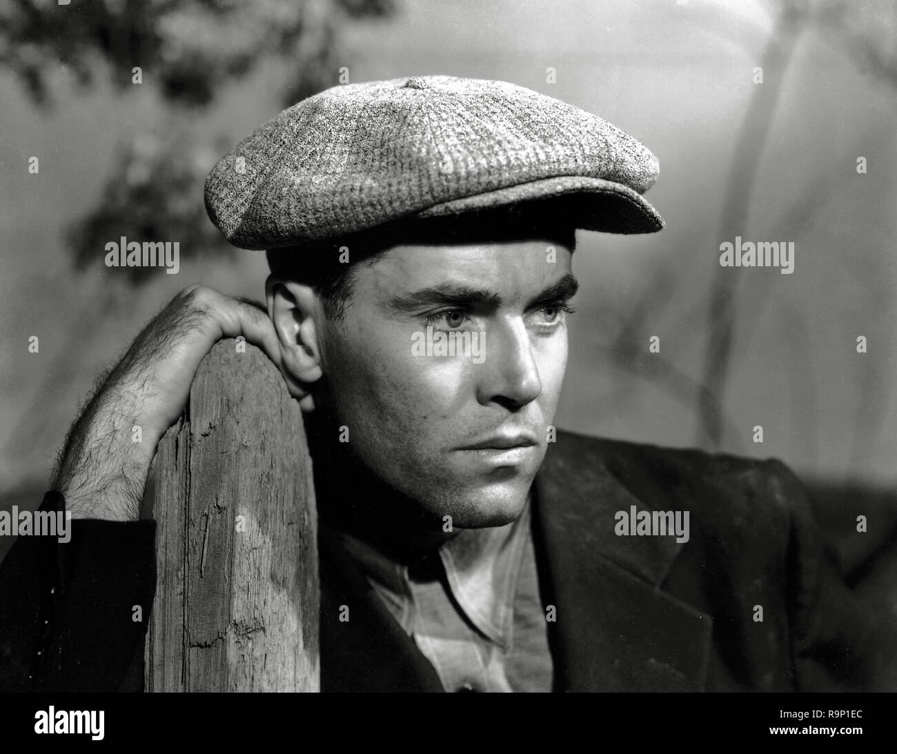 Henry Fonda,  'The Grapes Of Wrath' (1940) 20th Century  File Reference # 33635_872CPC - Stock Image