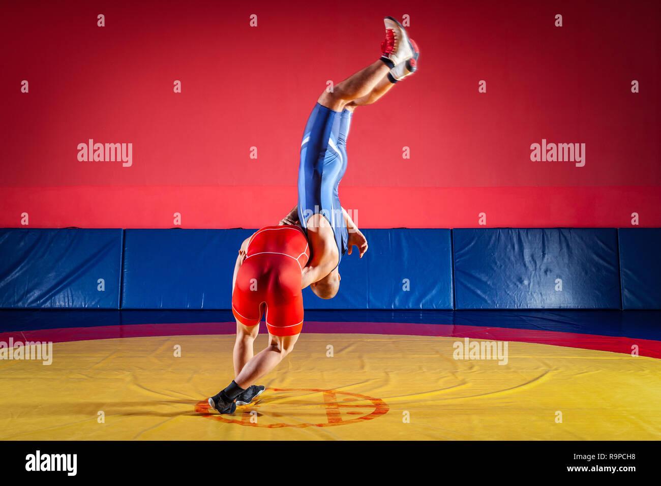 types of wrestling