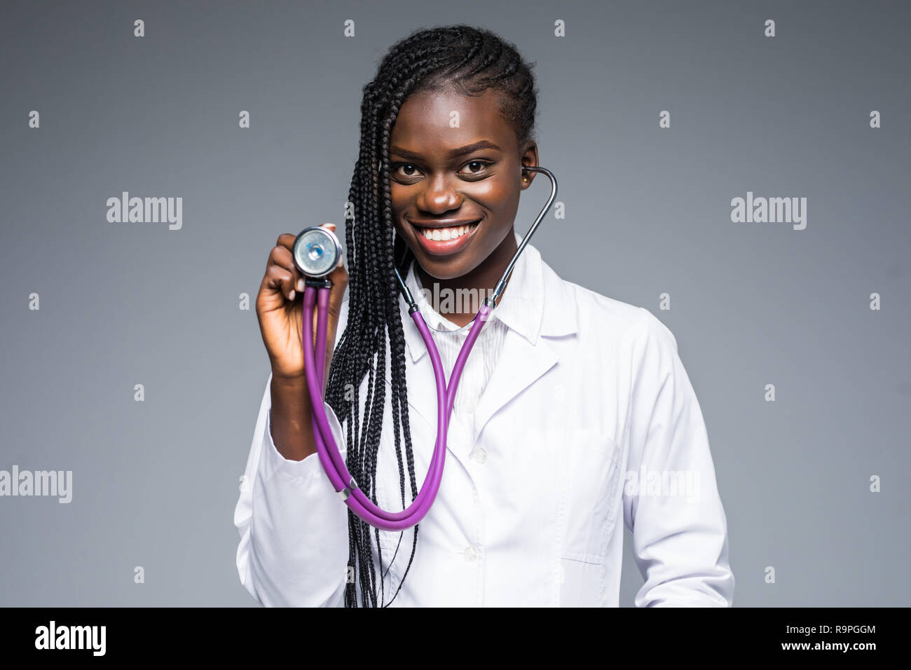 CONCETTA: Smiling madame nurse