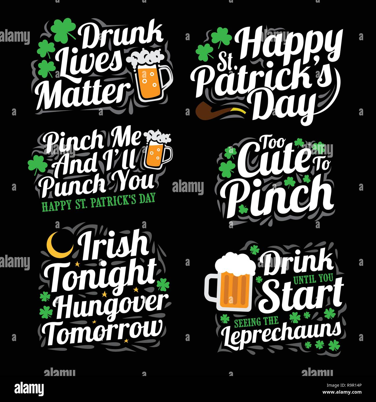 Day st quote patricks 30 Catchy