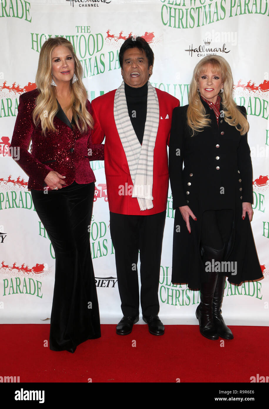 The Christmas Parade Hallmark.87th Annual Hollywood Christmas Parade Featuring Nancy O Dell Erik