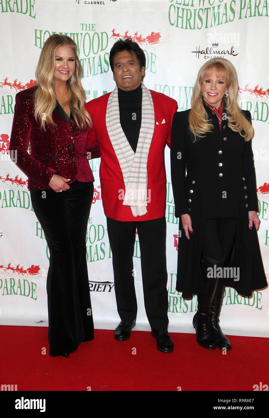 The Christmas Parade Hallmark.87th Annual Hollywood Christmas Parade Featuring Nancy O