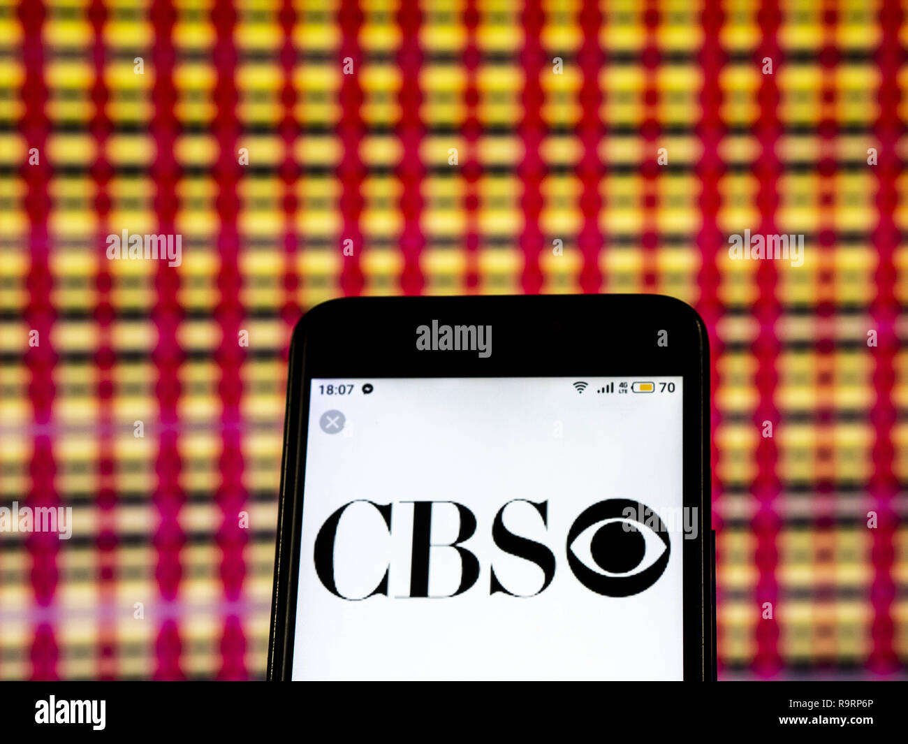 Cbs Logo Stock Photos & Cbs Logo Stock Images - Alamy
