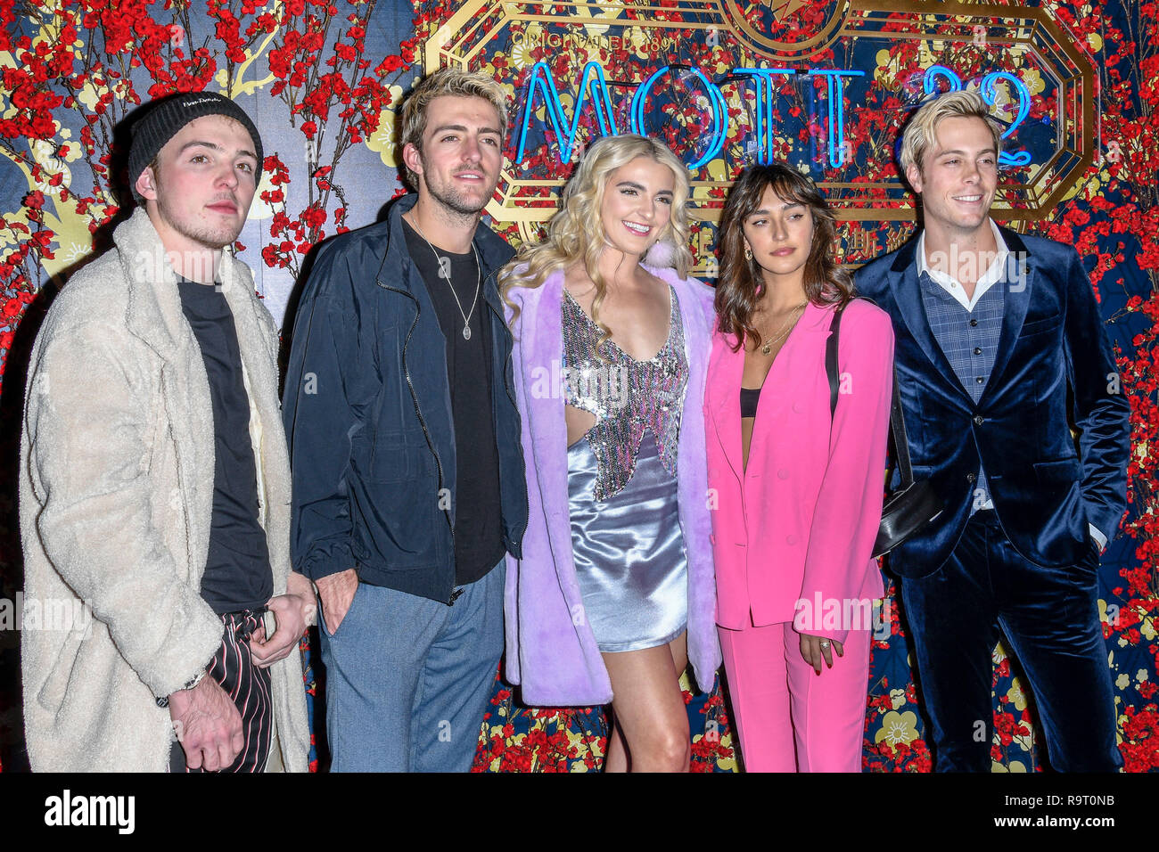 Ellington Ratliff And Riker Lynch High Resolution Stock Photography And Images Alamy