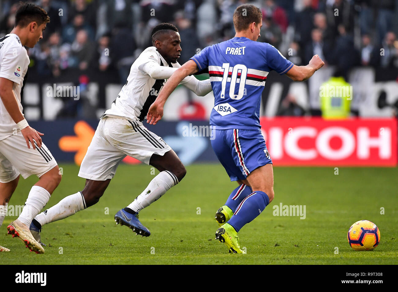 d062fb52d5b1 Foto LaPresse - Marco Alpozzi 29 Dicembre 2018 Torino, Italia Sport Calcio  Juventus Fc vs