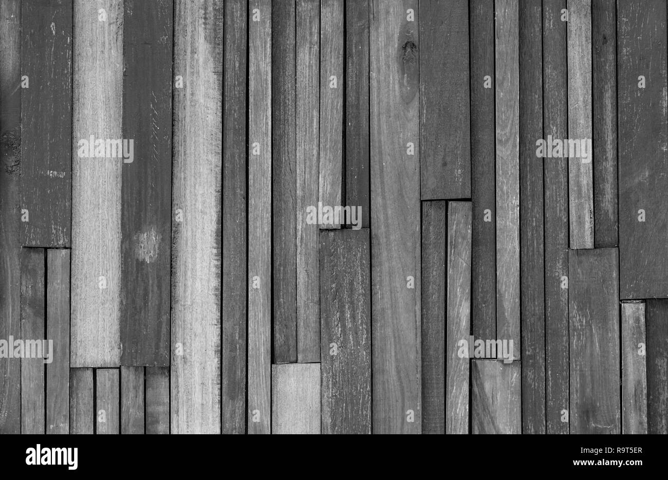 Grey wood texture background. Wood backdrop. Wooden planks. Old panel abstract background. Gray background for Sad, death, grieving, and lament. Backg - Stock Image