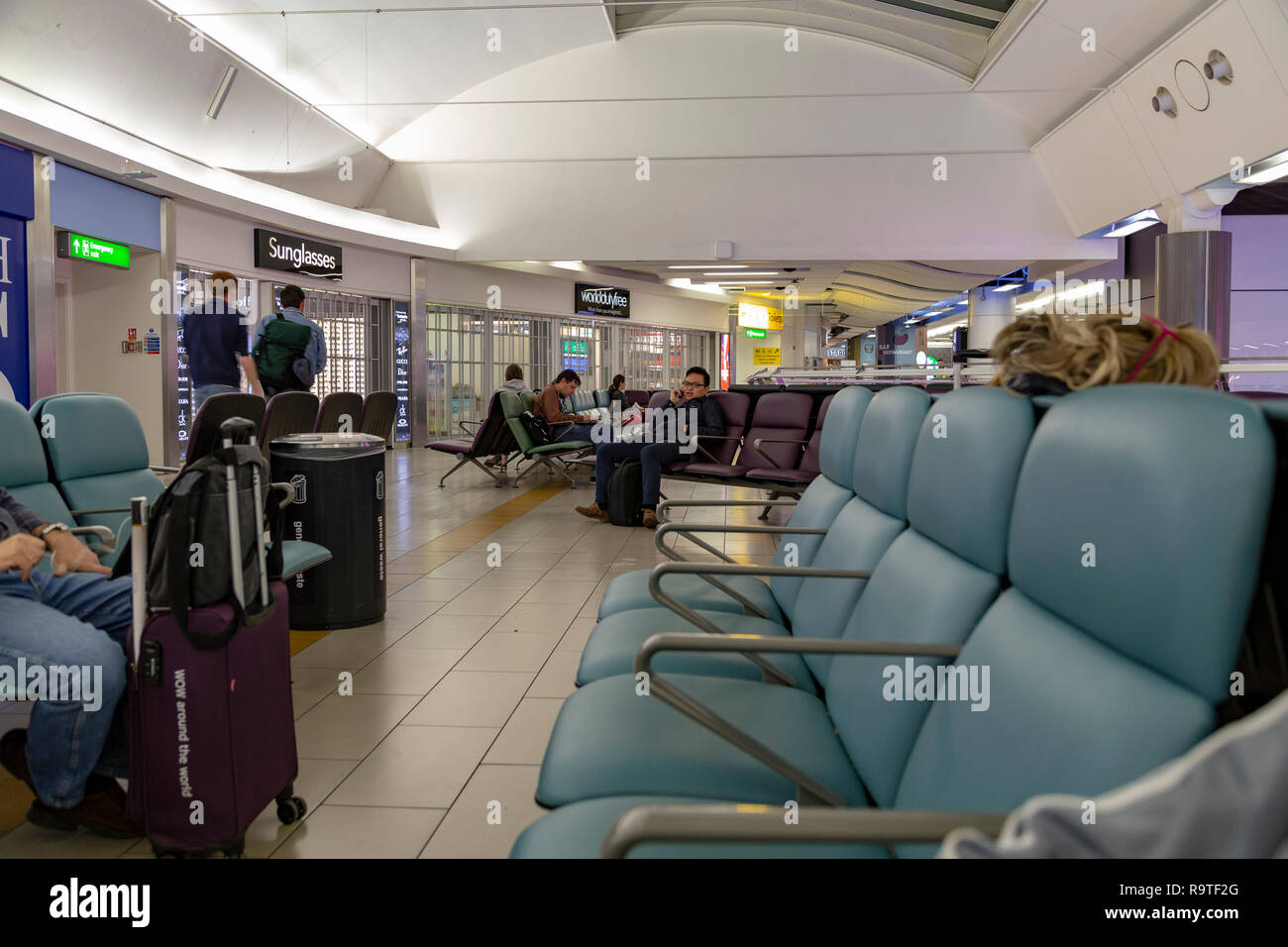 Gatwick Airport, London, UK - Stock Image