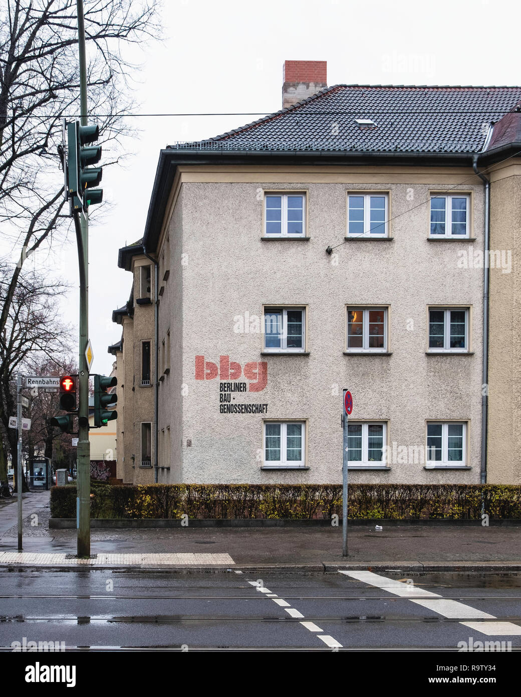 Berlin Weissensee Bbg Berliner Baugenossenschaft Housing Co