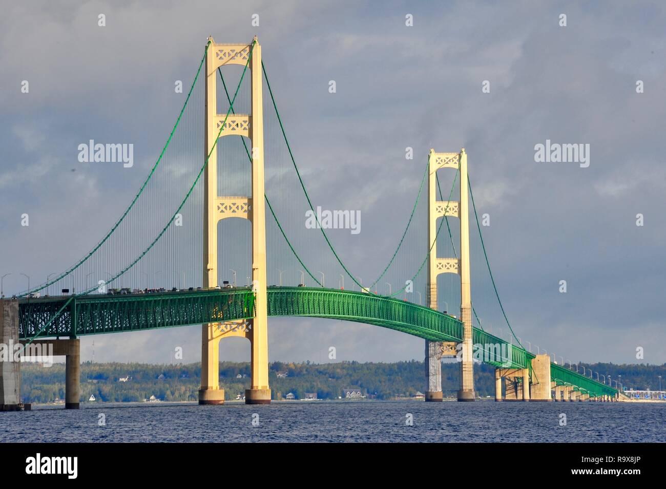 Mackinac Island, Michigan Stock Photo