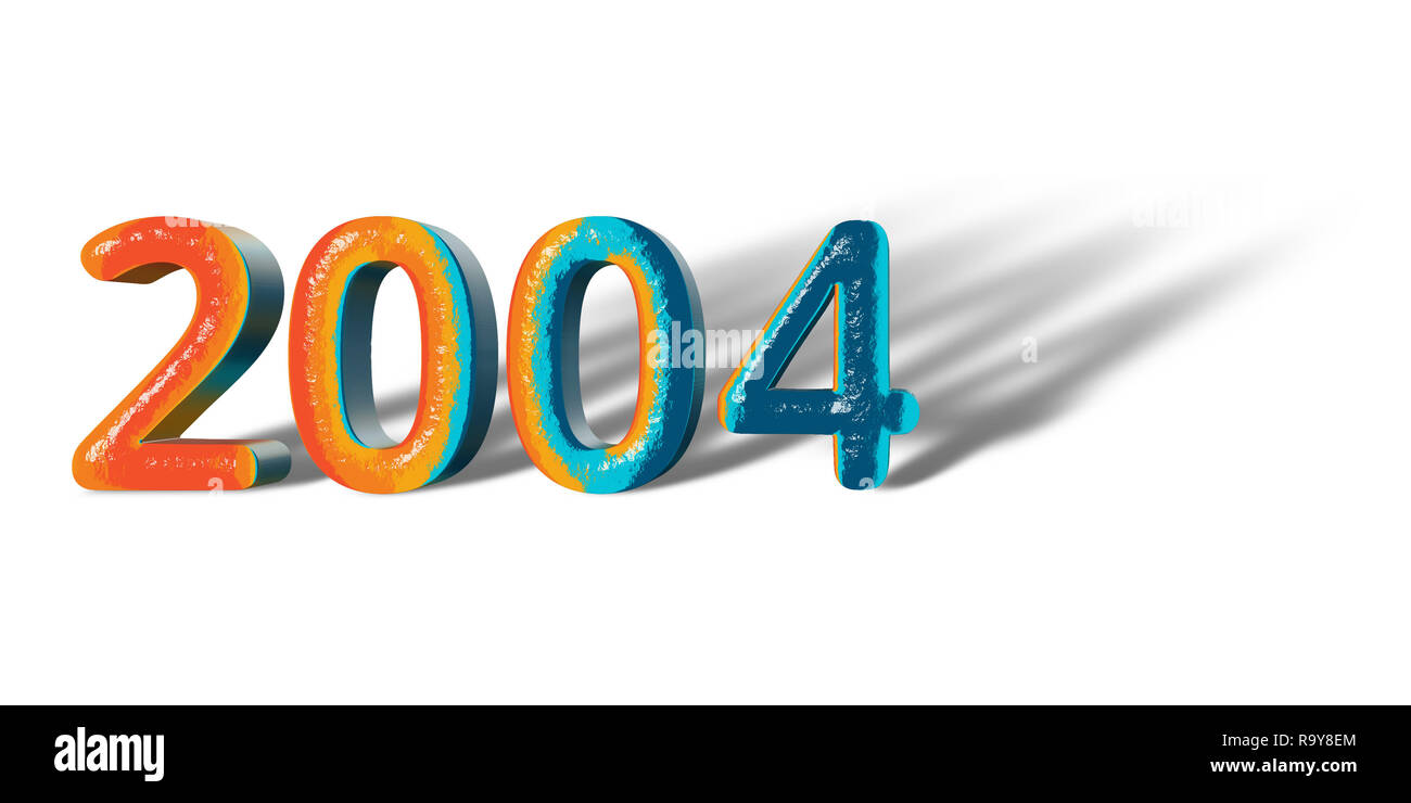 The Year 2004 High Resolution Stock Photography and Images - Alamy