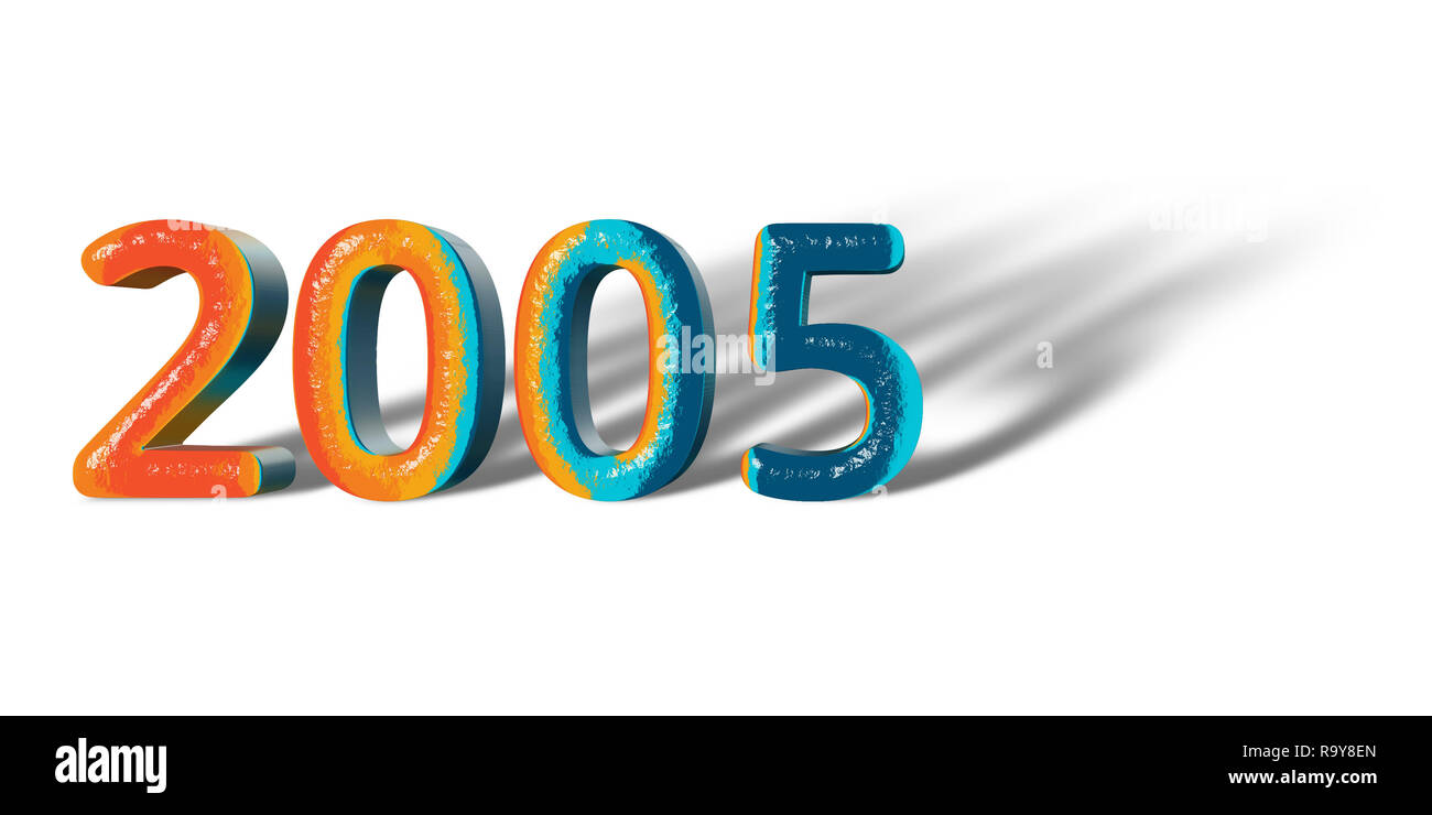 The Year 2005 High Resolution Stock Photography and Images - Alamy