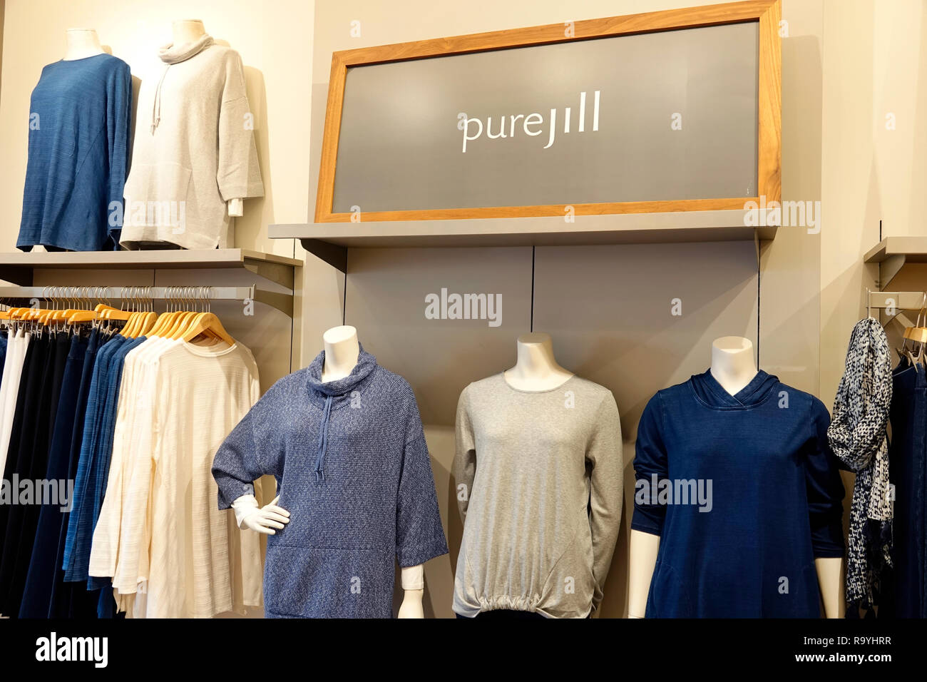 0cbb3d06aec Fort Ft. Lauderdale Florida Pembroke Pines Shops At Pembroke Gardens mall  shopping J. Jill
