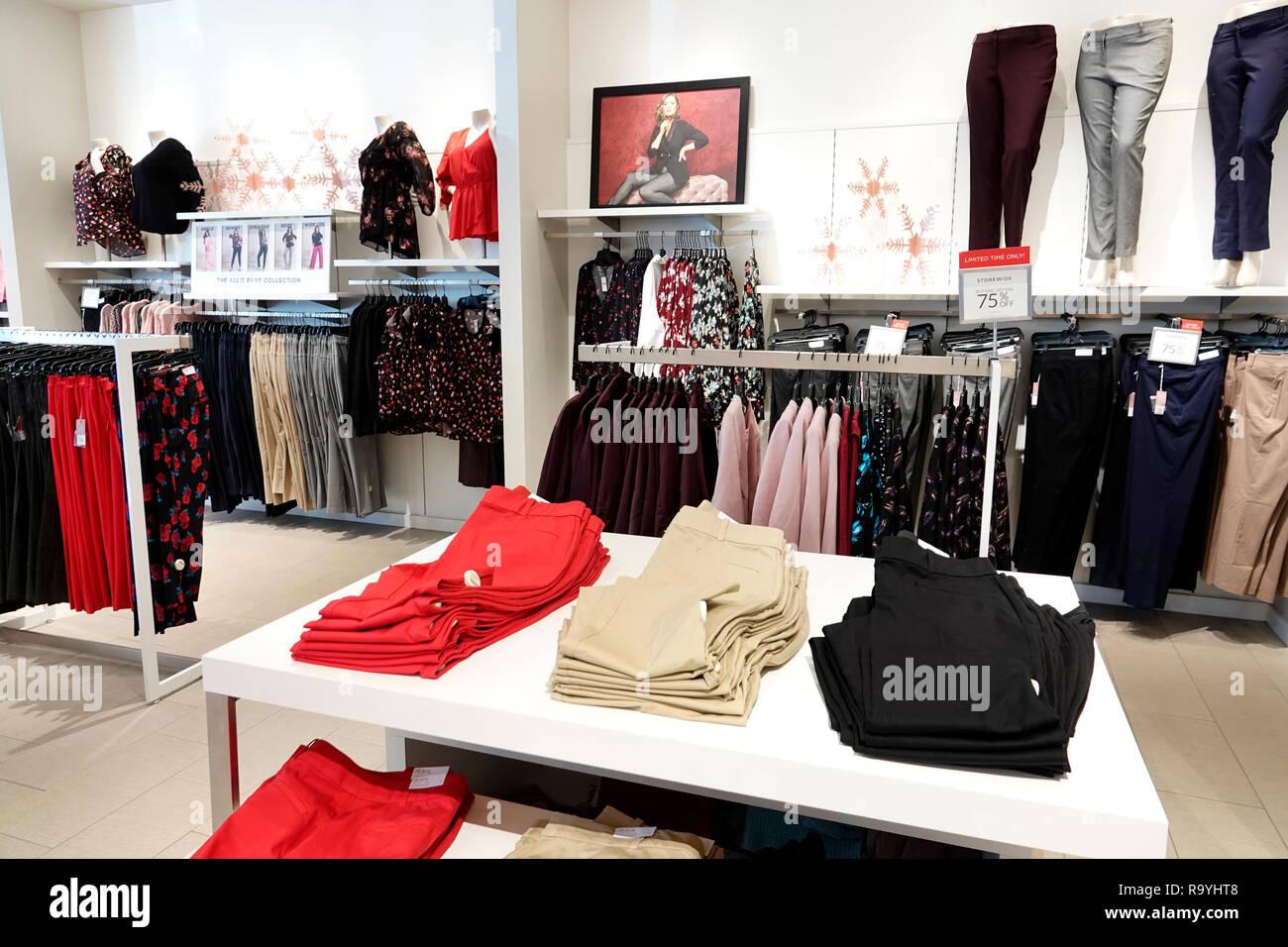 46af75e969d Fort Ft. Lauderdale Florida Pembroke Pines Shops At Pembroke Gardens mall  shopping Lane Bryant plus