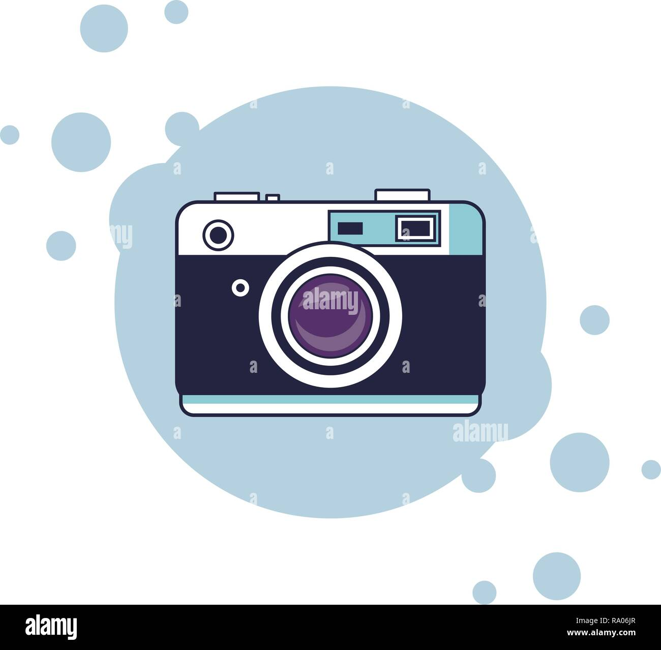 Vintage Camera Cartoon High Resolution Stock Photography And Images Alamy