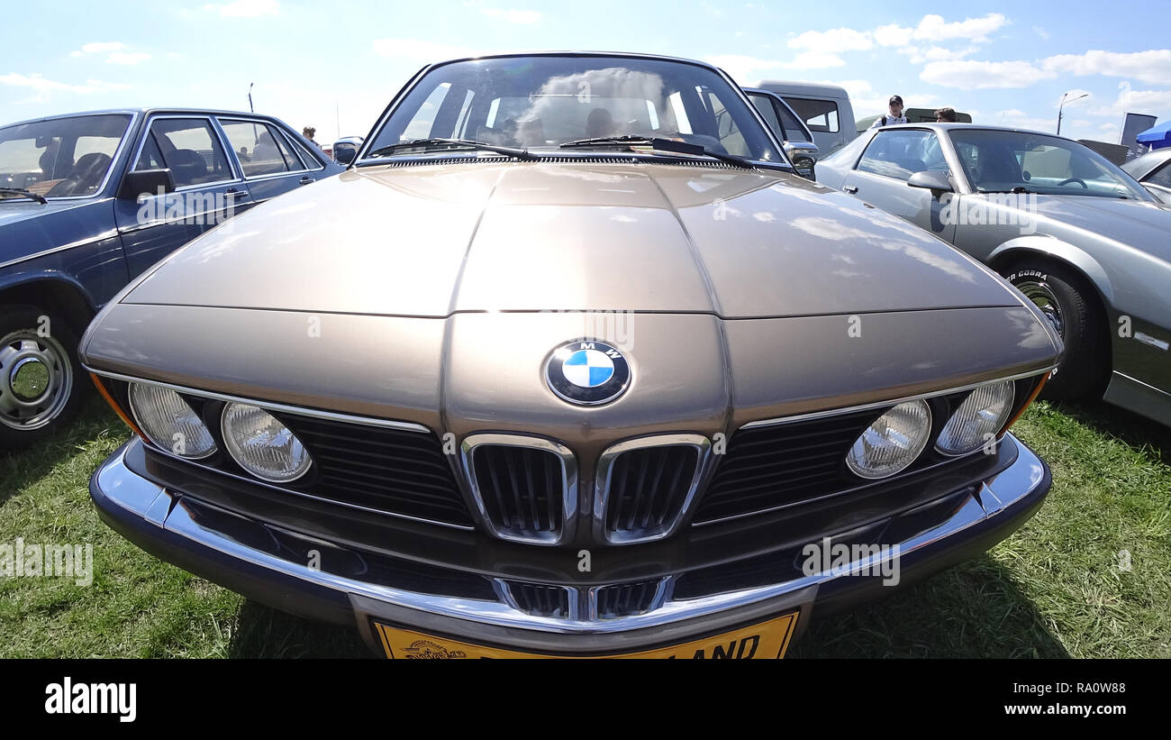 Classic Bmw Car High Resolution Stock Photography And Images Alamy
