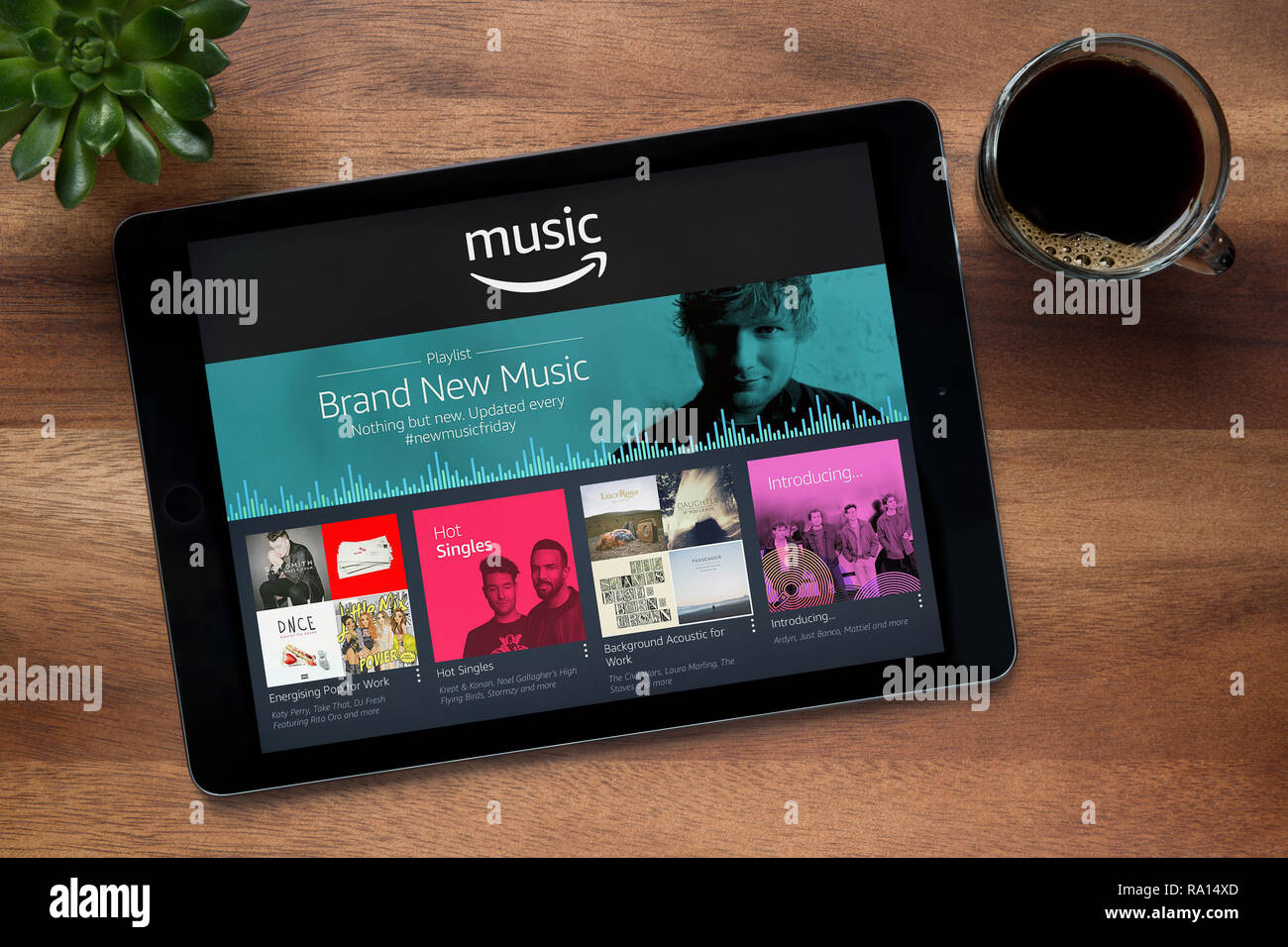 Amazon Music Logo Stock Photos & Amazon Music Logo Stock