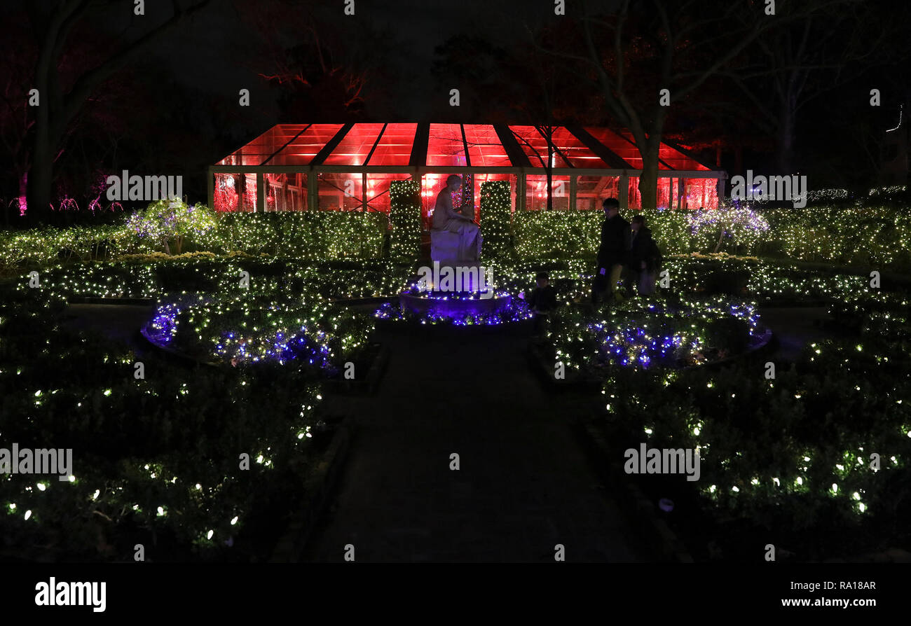Christmas On The Bayou 2019 Houston, Texas, SA. 28th December, 2018. Houston, Thousands of