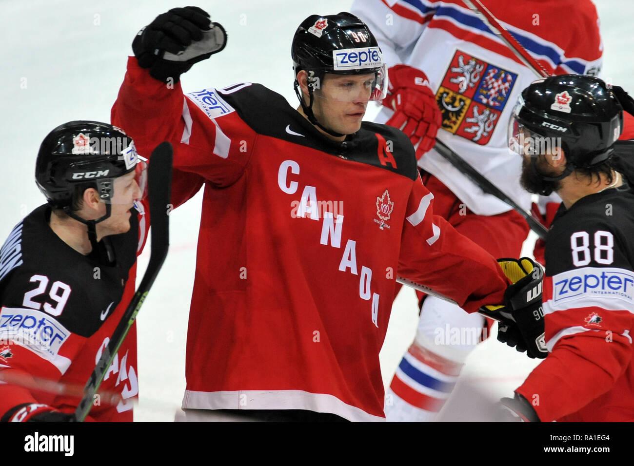 Eishockey Fahne Banner 2015 Ice Hockey World Championship Czech Republic Prag Ostarva #16