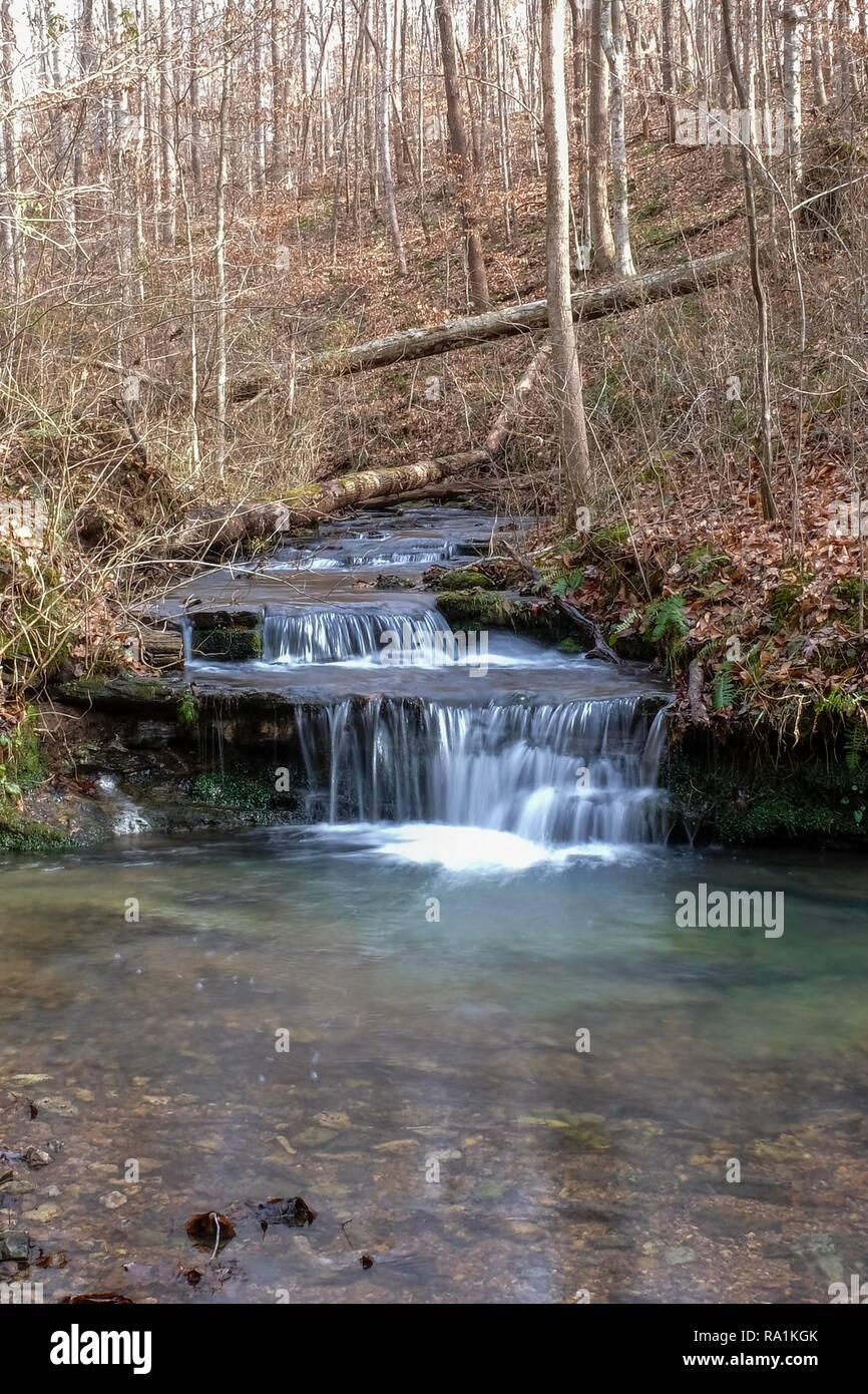 Kgk Gardening Landscape: Spring Landscape Tennessee Stock Photos & Spring Landscape