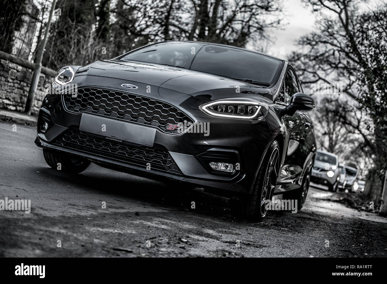 2018 Ford Fiesta St 3 Performance Pack Stock Photo Alamy