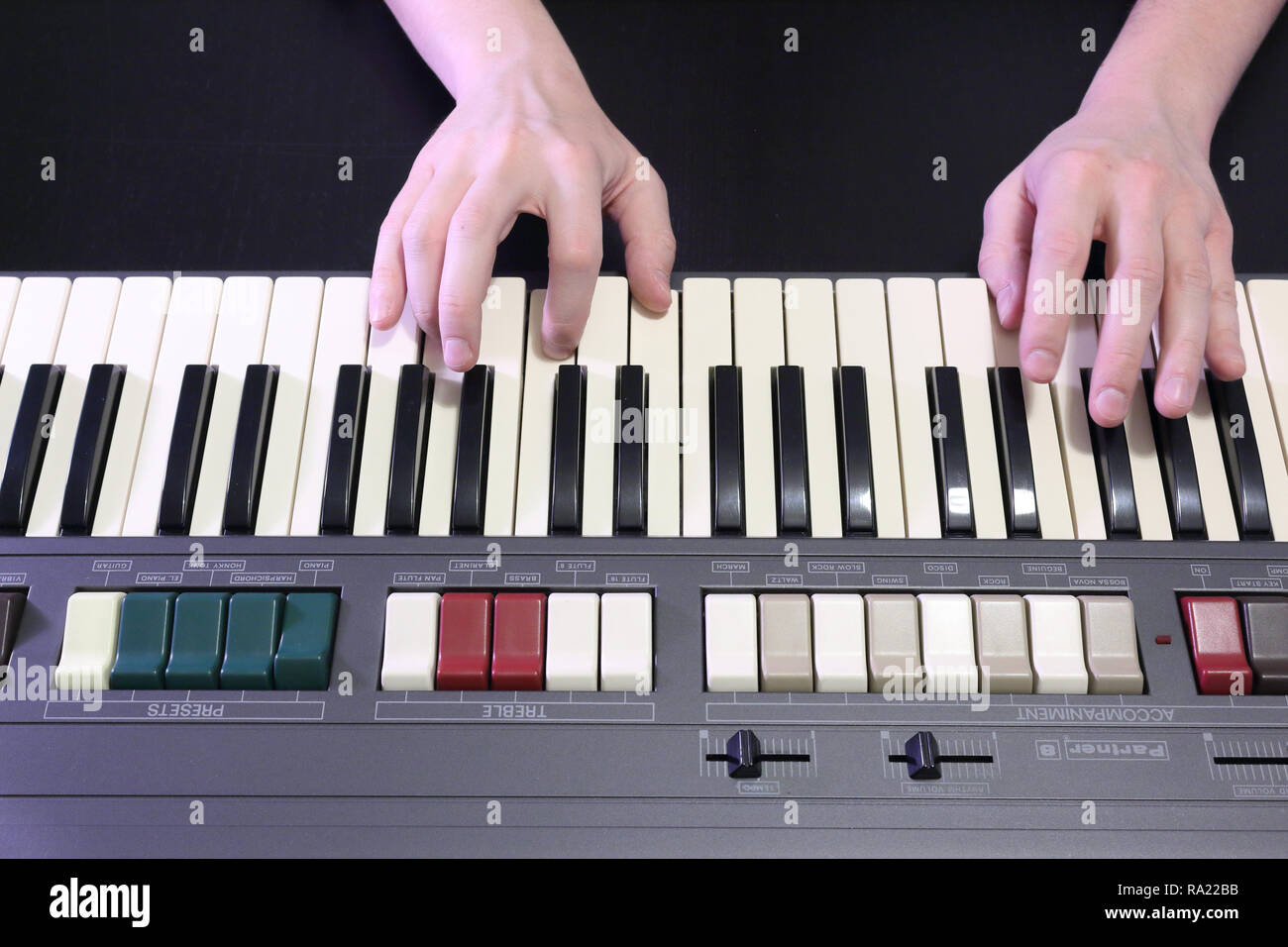 E Piano High Resolution Stock Photography And Images Alamy