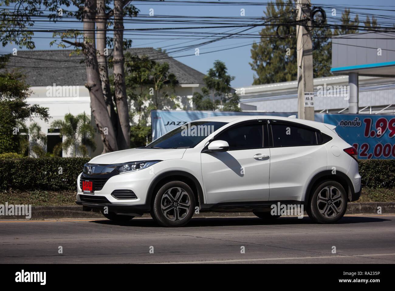 New Honda Suv >> Chiangmai Thailand December 24 2018 Private Car New