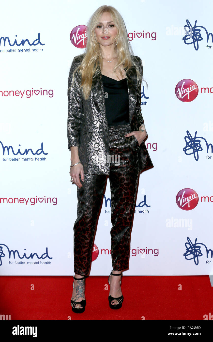 409466f8d5f The Virgin Money Giving Mind Media Awards 2018 held at the Queen Elizabeth  Hall - Arrivals Featuring  Fearne Cotton Where  London