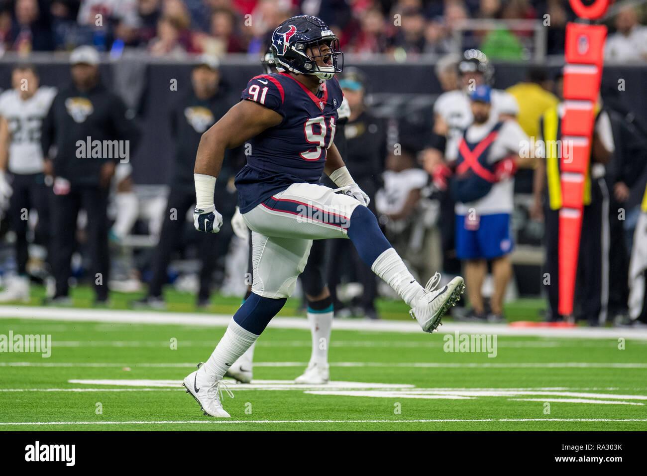reputable site 980ef 59982 Houston, TX, USA. 30th Dec, 2018. Houston Texans defensive ...