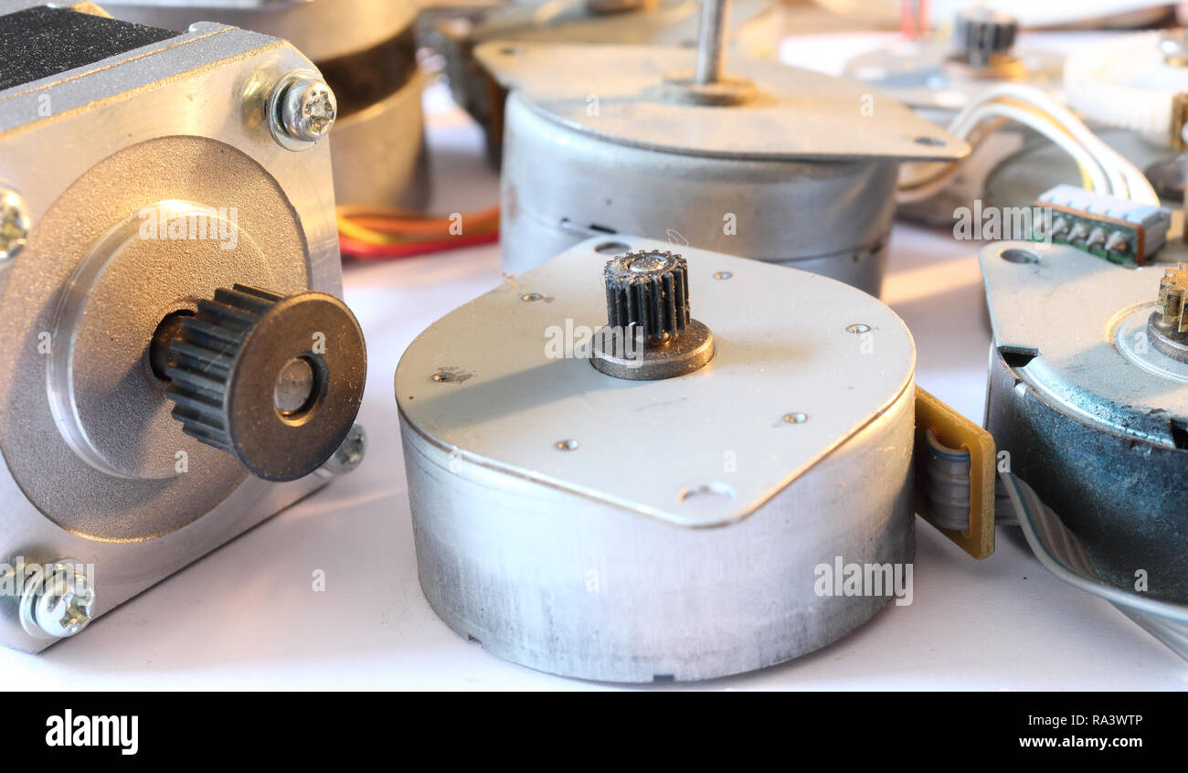 Stepper Motor Stock Photos & Stepper Motor Stock Images - Alamy