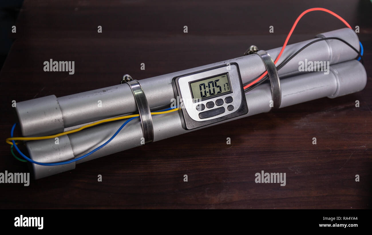 Bomb Trigger Stock Photos & Bomb Trigger Stock Images - Alamy