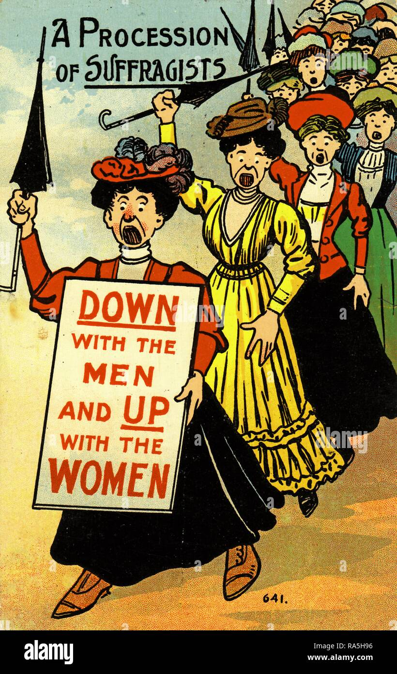 Virginia And Women's Suffrage