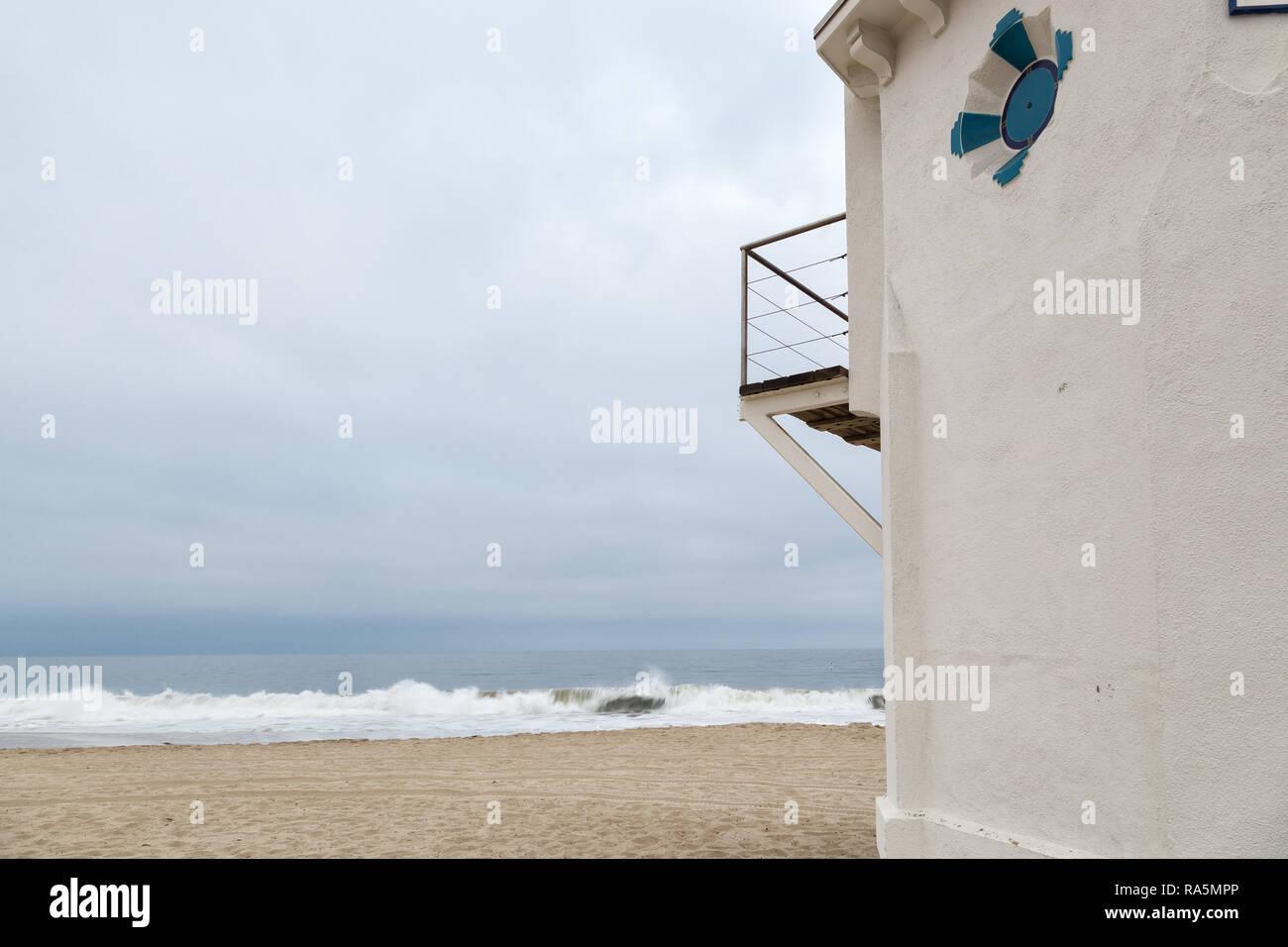 A Day in Laguna Beach, California Stock Photo