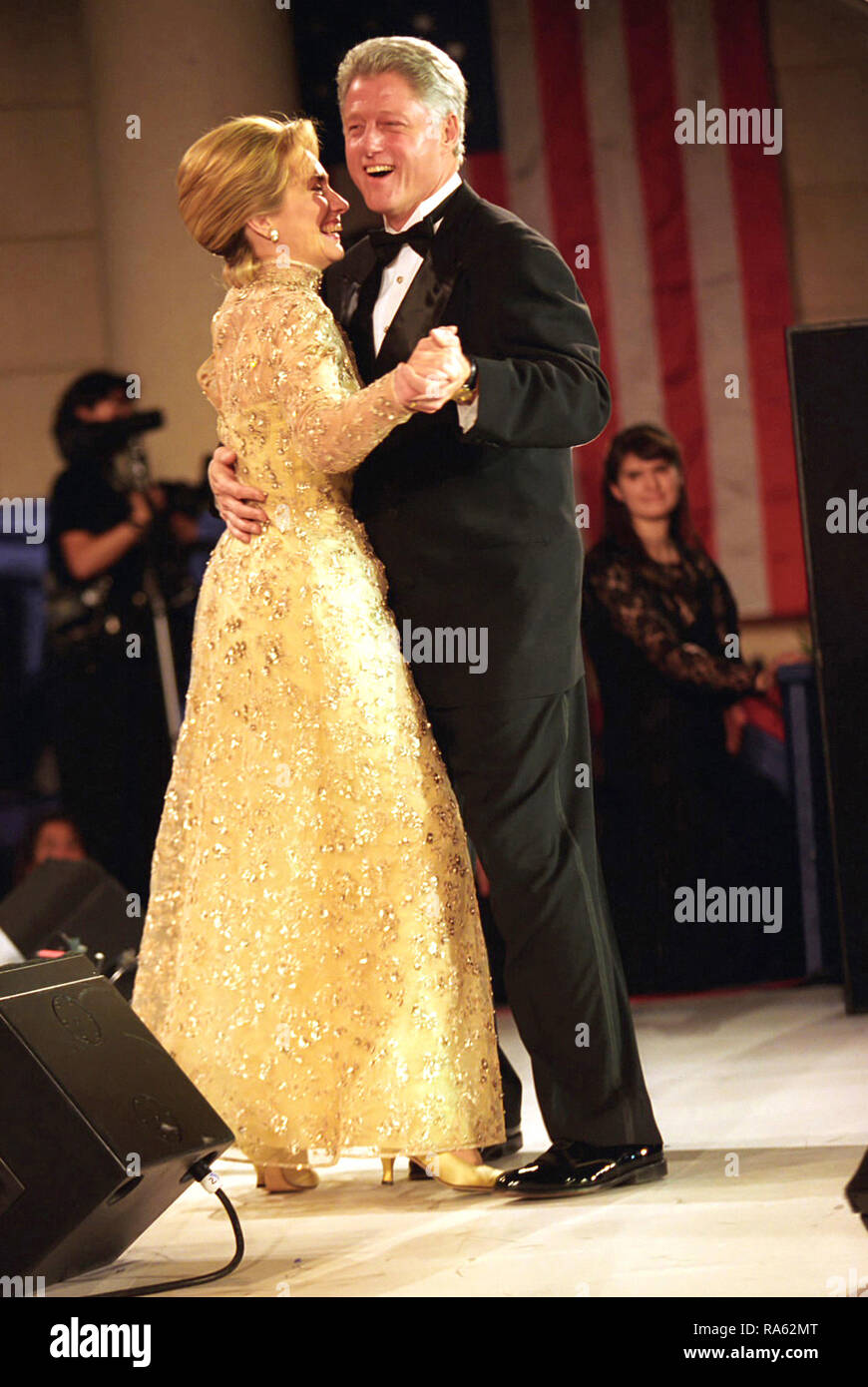 Clinton Inaugural Ball High Resolution Stock Photography And Images Alamy