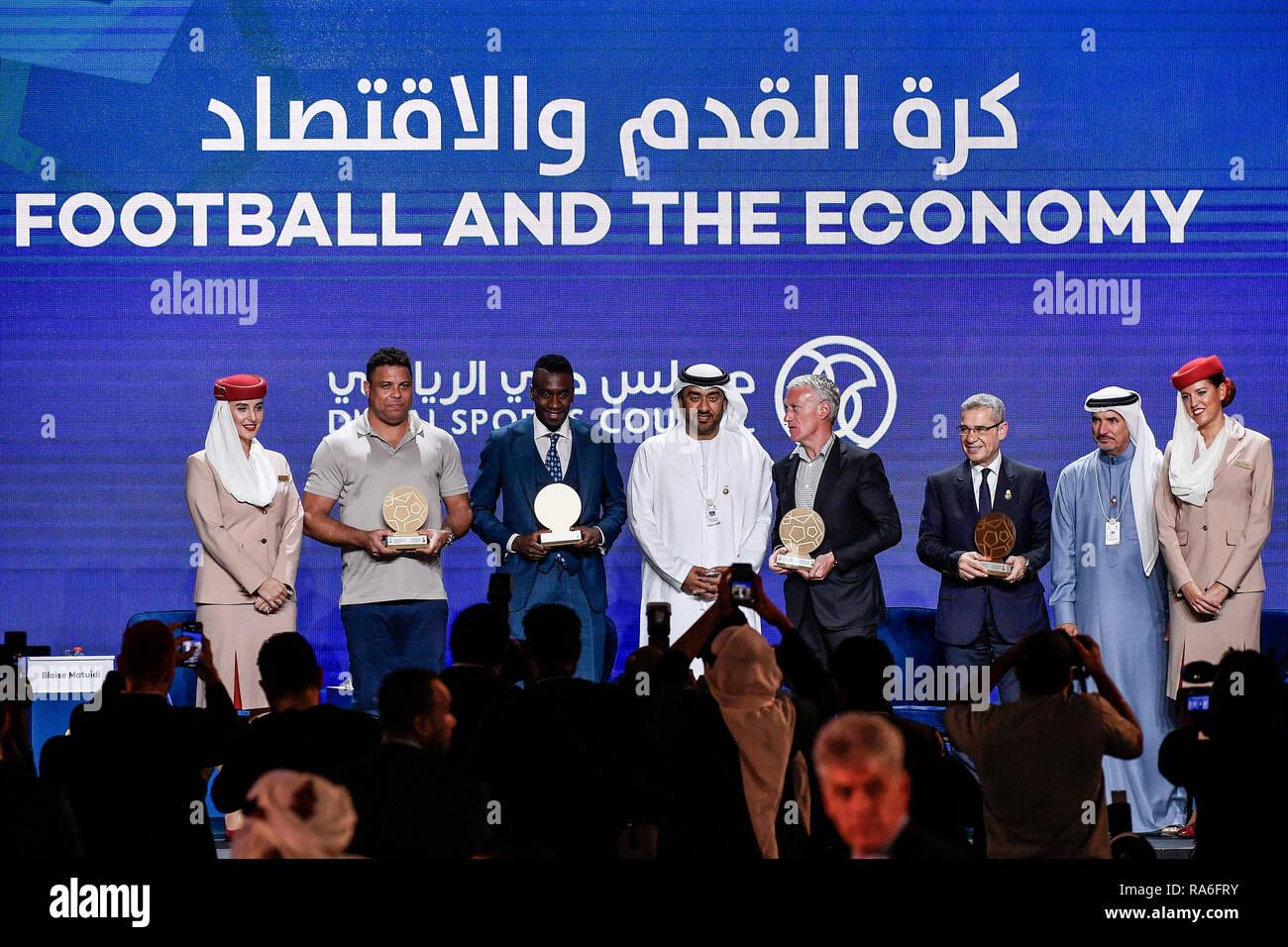 Dubai, UAE  2nd January, 2019  13th Dubai International sports