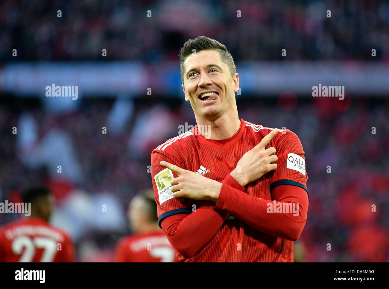 Robert Lewandowski Goal