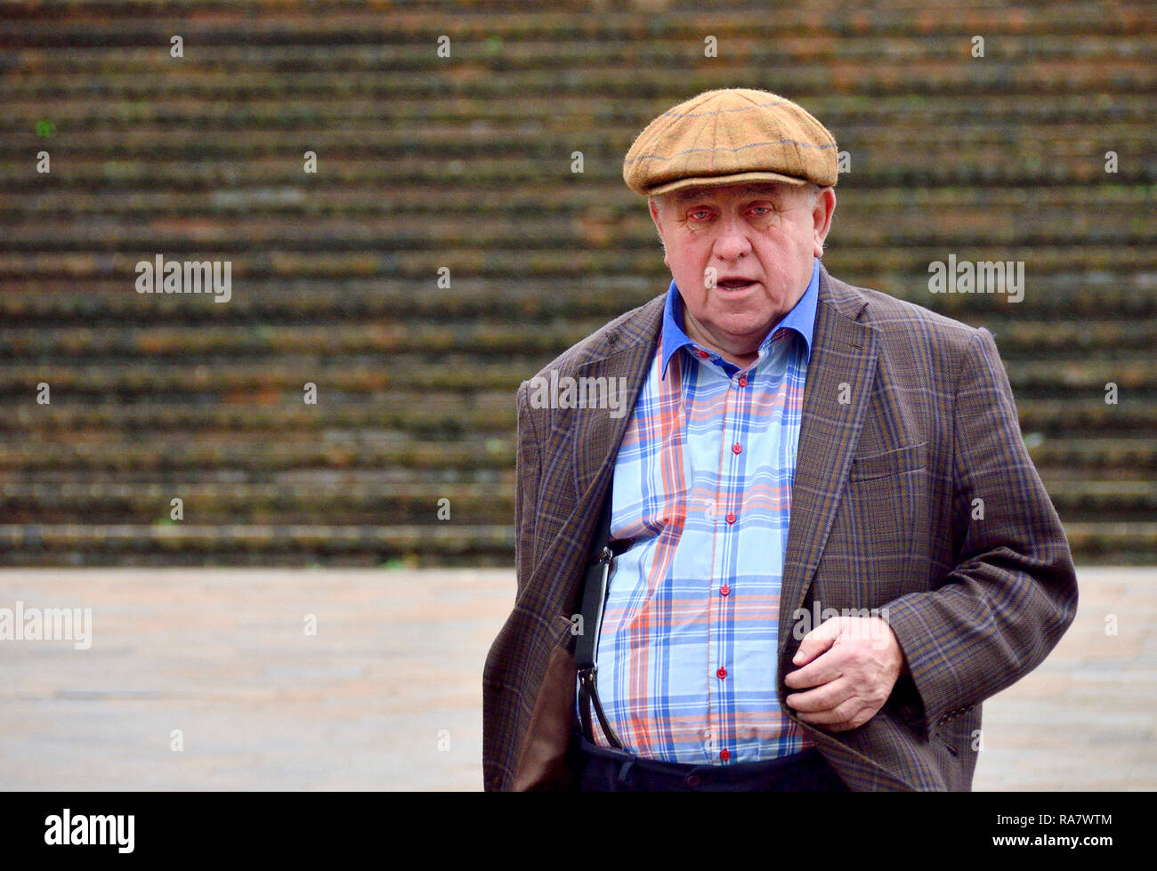 8th November, Maidstone, England. Maidstone County Court rules that the policy of Kent landlord Fergus Wilson banning 'colourds' from rebnting his pro - Stock Image