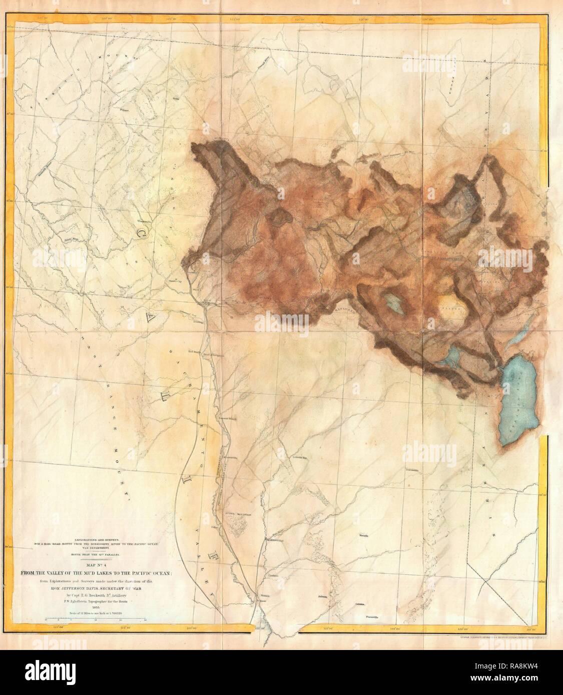 1855, Jefferson Davis Map of California from Pyramid Lake to ... on snake river map, platte river map, missouri river, columbia river, amu darya river map, klamath river, salton sea map, klamath mountains, new orleans river map, california central valley, colorado river map, willamette river, shasta dam, hudson river, feather river, delaware river, south yuba river map, san joaquin river, hudson river map, mississippi river, folsom lake, san francisco bay, james river, ohio river map, shasta lake, fraser river map, sacramento valley, potomac river map, brazos river map, saint lawrence river map, tennessee river map, yellowstone river map, sierra nevada, gila river map, arkansas river map, american river, san joaquin map, altamaha river map, ohio river, columbia river map,